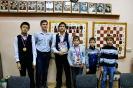 Городской шахматный турнир