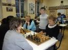 Шахматный турнир в честь дня матери