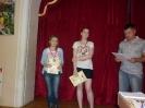 Награждение победителей Личного Первенства Хабаровского края 2013г