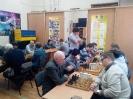 Этап Кубка шахматного клуба «Гамбит» 2016 года по быстрым шахматам «Рождественские встречи» г. Хабаровск 06-08.01.2016