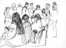 Рисунки Татьяны Кривцовой, посвященные превенству ДФО 2013