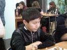 Чемпионат ДФО по шахматам среди мужчин и женщин 2015 г., Биробиджан - 1 день соревнований по быстрым шахматам