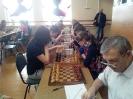 Краевая спартакиада по шахматам и шашкам среди команд воспитанников детских домов Хабаровского края 2015г.